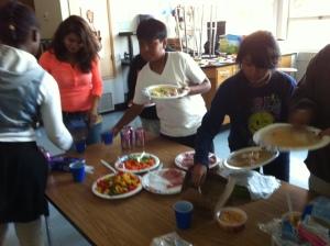 Citizen Schools Nutrional Cooking Apprenticeship